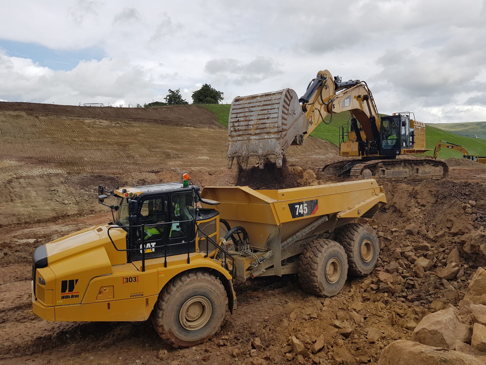 Inspectec Ireland help to keep construction moving by ensuring machinery is properly inspected and safe for use